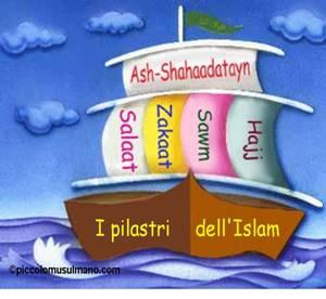 Cinque pilastri dell'islam
